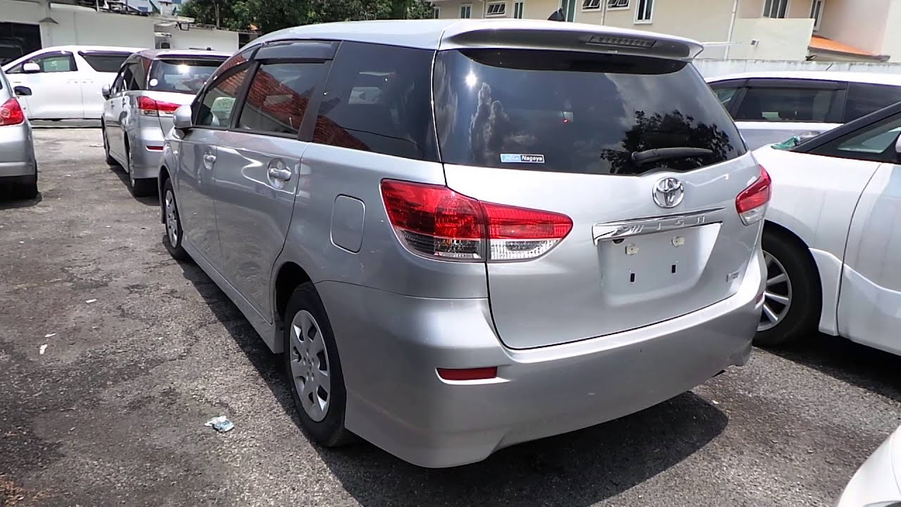 Buy And Sell Cars In Malaysia Toyota Wish 1 8 Unreg Mudah My Autocari My Carsifu My