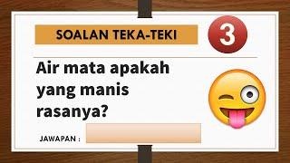 Download Lagu Teka Teki Lucu Lawak Rakyat Malaysia Part 3 Gembira Edutv 2020 MP3