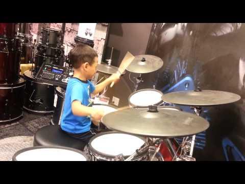 Drum melodies