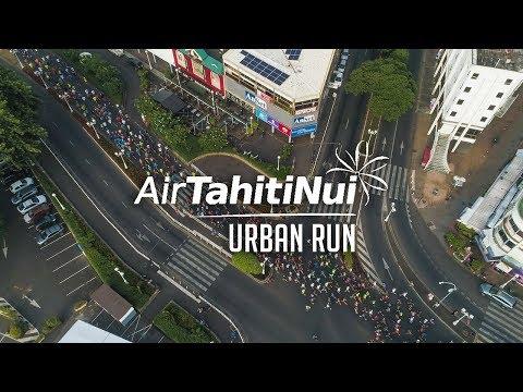 ATN Urban Run 2017 - The famous running race of Tahiti!
