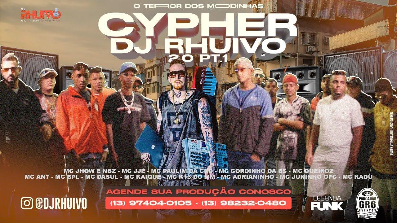 Cypher 2.0 - Nova Geração do Funk GR6 (DJ Rhuivo) Part 1