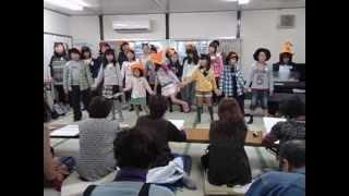 10/28 「きっとツナガル」つながり隊 きっとツナガル合唱