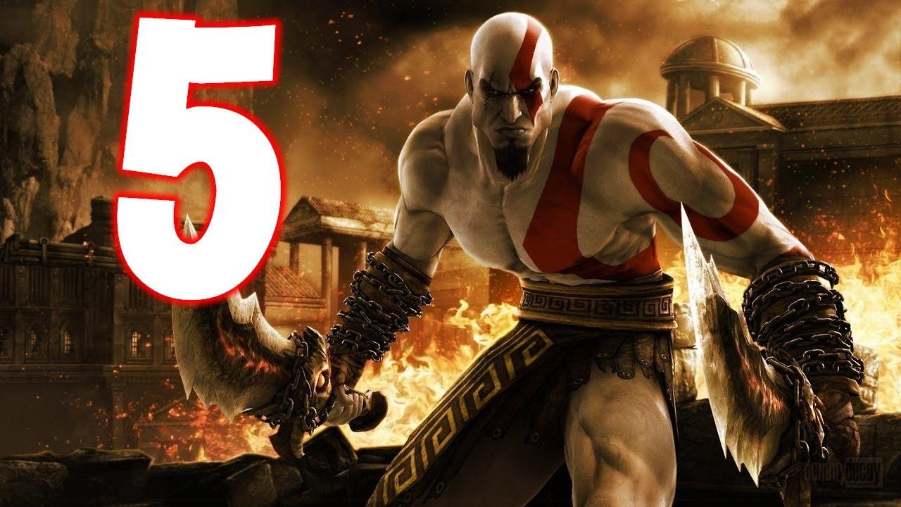 [PS4] 戰神3 重製版 - Part 5 - YouTube