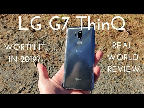 LG G7 ThinQ - Worth it in 2019? (Real World Review)