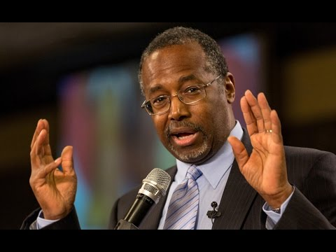 Ben Carson Gives Interview To C-SPAN