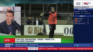 Turquie-France - Obraniak :
