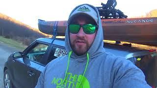 NUCANOE FRONTIER 12 (My Favorite Fishing Kayak)