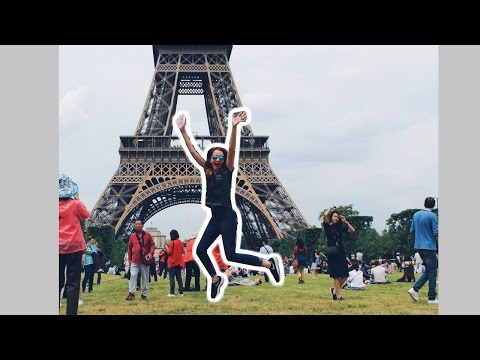 PARIS & LONDON TRAVEL DIARY (reupload) | Avryana Grace