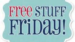 Free Stuff Friday by The Frugalnista! Thumbnail