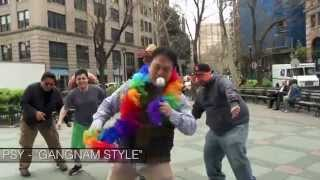 NYC Lip Syncs a Cinco De Mayo Celetion   Paul on Street