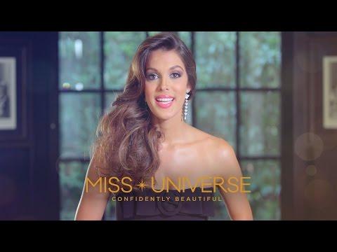 Up Close: Miss Universe France Iris Mittenaere