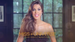 Up Close: Miss Universe France Iris Mittenaere