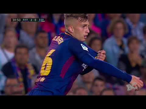 Gerard Deulofeu vs Espanyol Barcelona (Home)HD GREAT PERFORMANCE