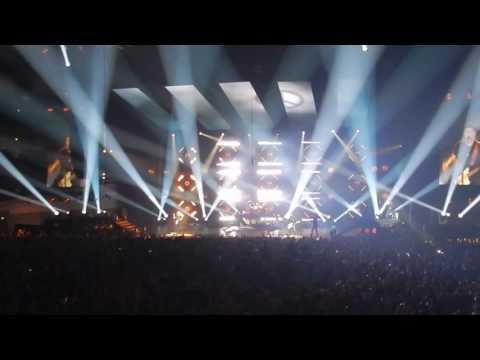 Böhse Onkelz live in Dortmund 25.11.16 - Bomberpilot
