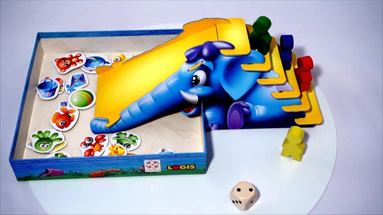 Синий слоник. Обзор настольной игры от компании Стиль Жизни