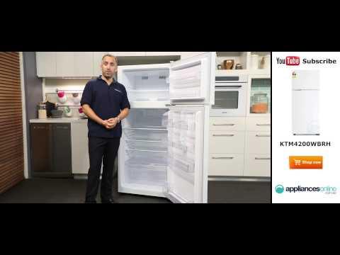 420l kelvinator fridge ktm4200wbrh reviewed by expert appliances online