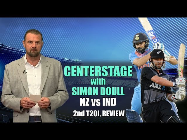 Getting NZ top-order out cheaply was key to India's win - Simon Doull