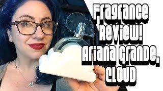 Fragrance Review :: Ariana Grande Cloud | Celebrity Perfume