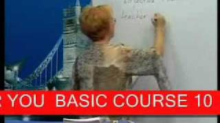 ENGLISH FOR YOU BASIC DVD 1 PART 10