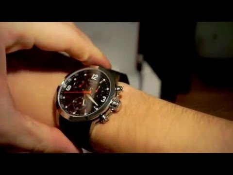 1689ffd92 Tissot PRC 200 Chronograph Review Unboxing - YouTube