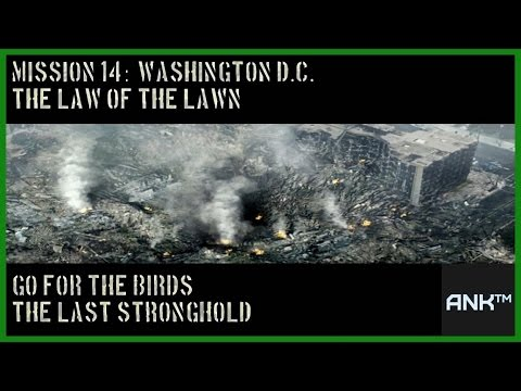 Act of War: Direct Action - Mission 14: Washington D.C.