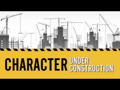 """First Baptist Church Bethlehem PA """"Character Under Construction - Leaving A Legacy"""" 7/22/18"""