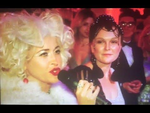 Мария Атлас в роли Марлин Дитрих! AFTERHALLOWEEN MOSCOW  - САМЫЙ ЛУЧШИЙ КАРНАВАЛ