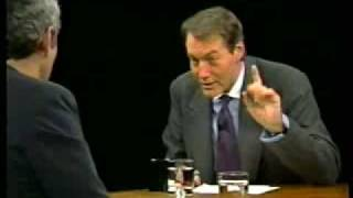 John McEnroe vs Charlie Rose - 01/06