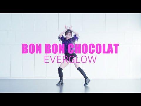 EVERGLOW(에버글로우) - 봉봉쇼콜라(BON BON CHOCOLAT) Dance Cover / Cover by TINA (Mirror Mode)