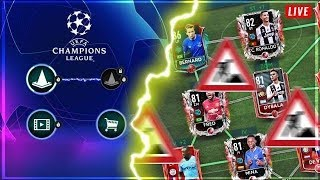 🔴 LIVE : FIFA 19 MOBILE | OMG CHAMPIONS LEAGUE EVENT IS AVAIBLE!!!! 😱🔥