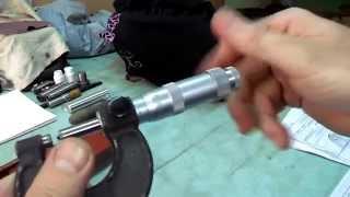 Микрометр. Как удалить люфт.(Микрометр. Как удалить люфт., 2014-07-02T02:01:34.000Z)
