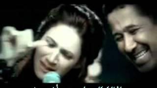 كلمات ماس ولولي ديانا حداد& شاب خالد