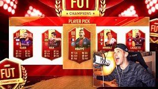 FIFA 19: MEINE FUT CHAMPIONS REWARDS!