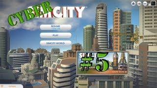 SimCity Cyber City - Episode 5 Recycle Re-Use Recycle