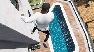 GTA 5 Parkour Fails Episode 2