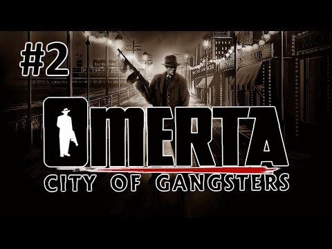 Omerta City of Gangsters - Let's Play Episode 2  