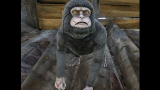 ARK Survival Evolved - Mesopithecus Overview - Taming and Abilities (1080p)