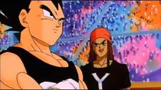 Dragon Ball Z Funny Vegeta can