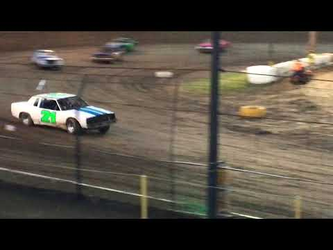 Sycamore Speedway Pure Stock (Trophy Dash) 8-17-19