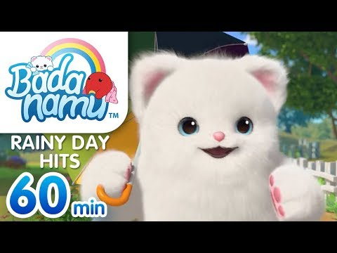 Rainy Day Hits | Badanamu Compilation | Nursery Rhymes and Kids Songs