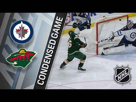 01/13/18 Condensed Game: Jets @ Wild