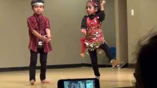 Surabhi and team performing in Tamil New year celebrations
