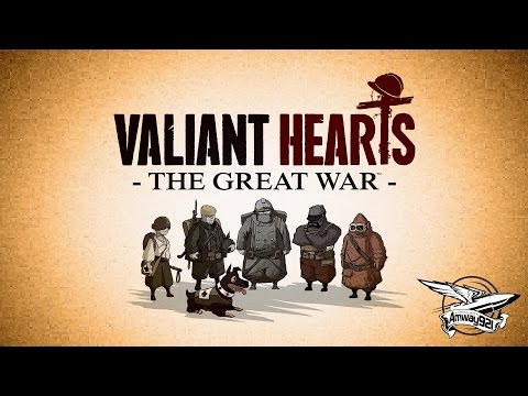 Valiant Hearts: The Great War - Прохождение игры на русском [#2] Битва на Марне