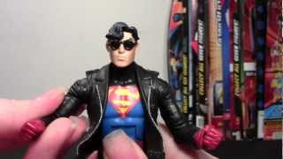 DC Universe Classics Wave 13 Superboy action figure review