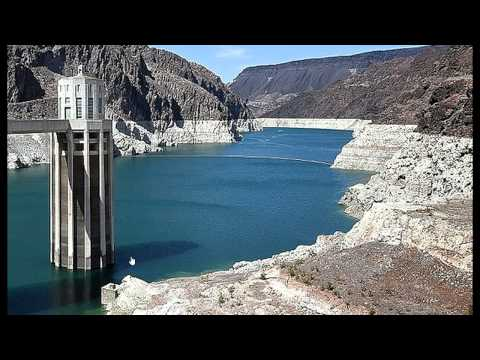 Hoover Dam 'Bathtub Ring' Shows Level of Lake Mead Dropping Even Further