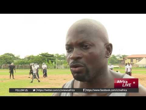 American football fast gaining popularity in Nigeria