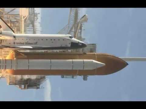Space Shuttle Launch - Best cameras from all angles __CamilleSk ...