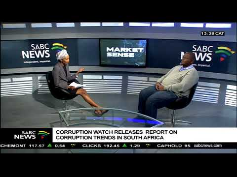 Corruption Watch releases report on SA corruption trends