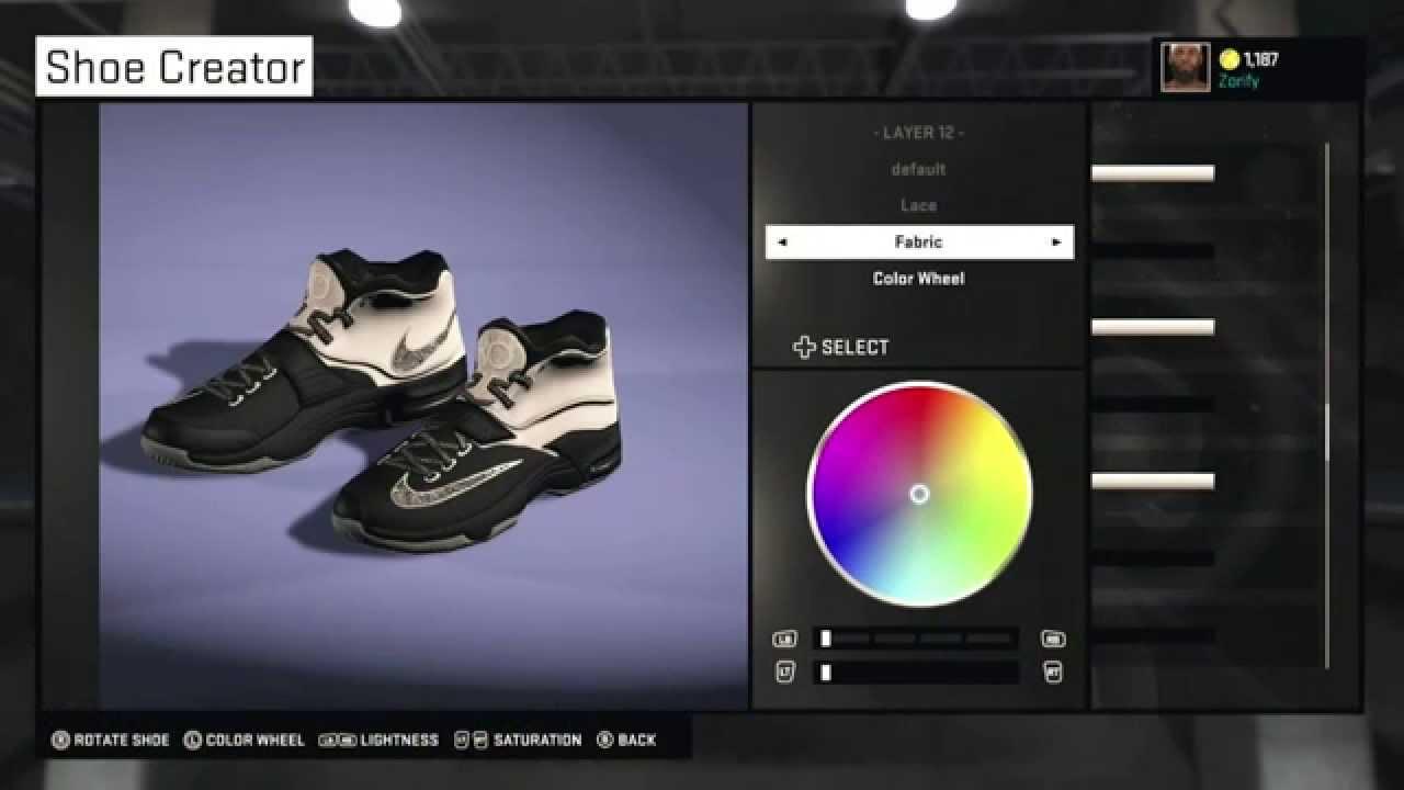 best service 5aede 01347 NBA 2K15 Shoe Creator - Nike KD 7