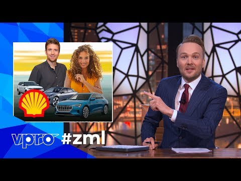 The Great Travel Hack van Shell - Zondag met Lubach (S10)